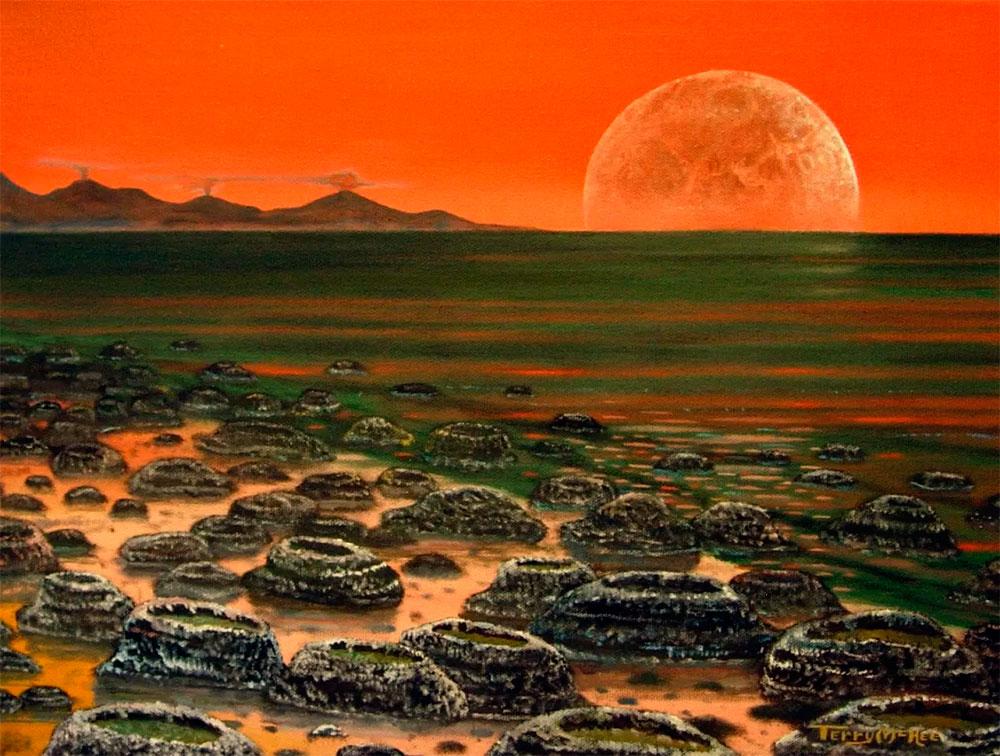 Конечно наклон оси важен, но все же нельзя его переоценивать: Земля докембрийского периода с «экстремальным» уровнем наклона все же была населена, а Марс наших дней, с почти «идеальным» уровнем наклона оси - безжизненен