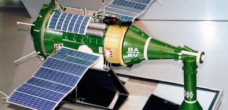 Космический грузовик: Транспортный корабль снабжения (ТКС), СССР