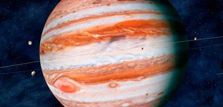 Великое путешествие Юпитера: как планета-гигант заняла свое место в Солнечной системе