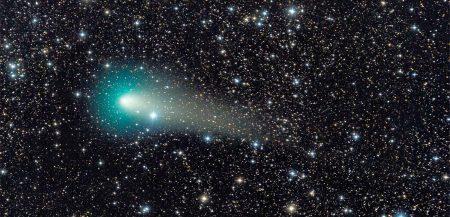 13 комет наблюдавшихся с Земли, о которых вам будет интересно узнать