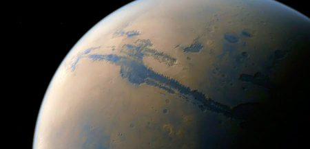 Есть ли на Марсе тектонические плиты подобные земным?