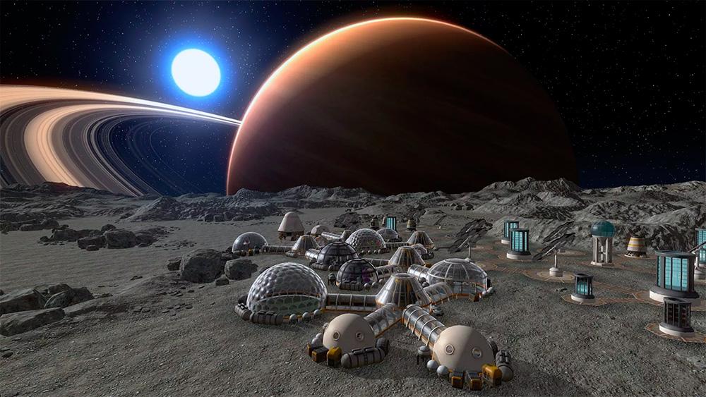 Когда солнце поглотит землю, люди переселятся на другую планету