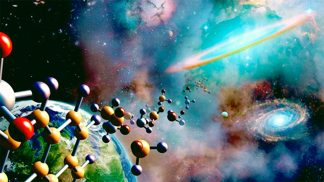 В космосе уже не раз находили следы органических молекул
