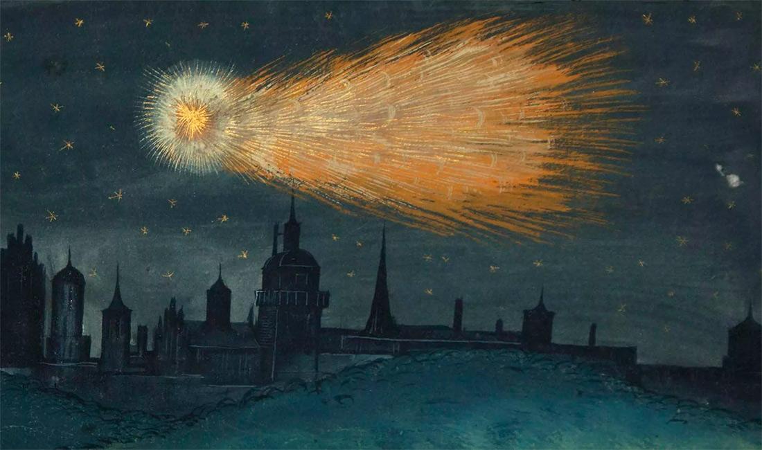 Комета Лекселя (D/1770 L1)