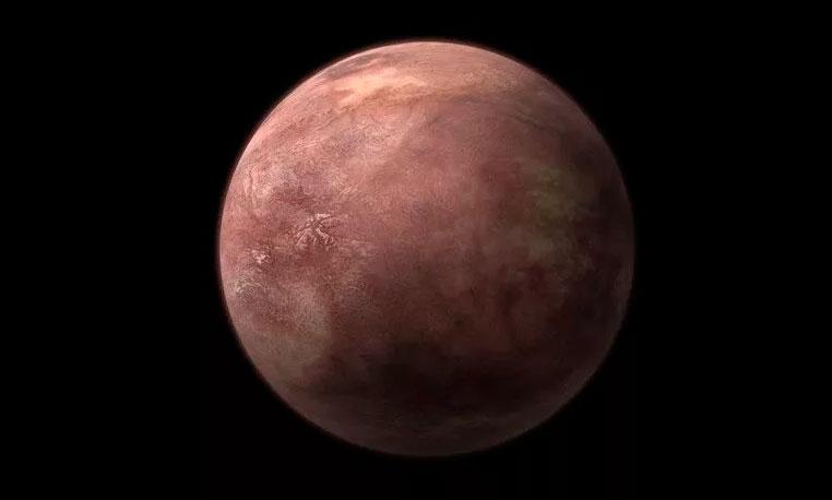 Макемаке - Четвертая карликовая планета Солнечной системы