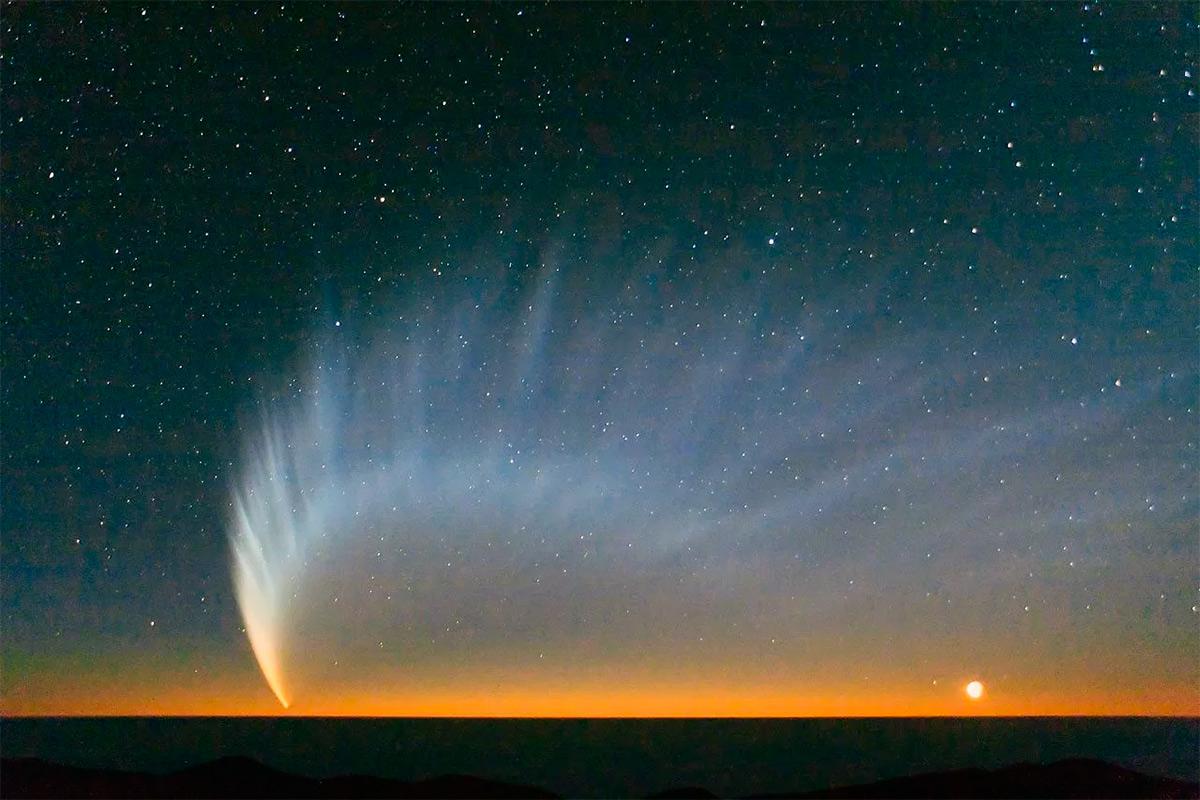 Комета Макнота (C/2006 P1)