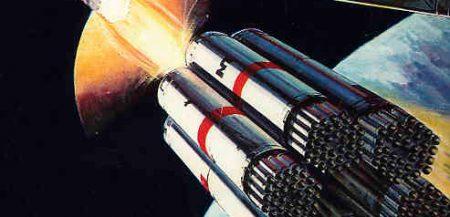 Ракета-носитель OTRAG: дешевая альтернатива космическим гигантам