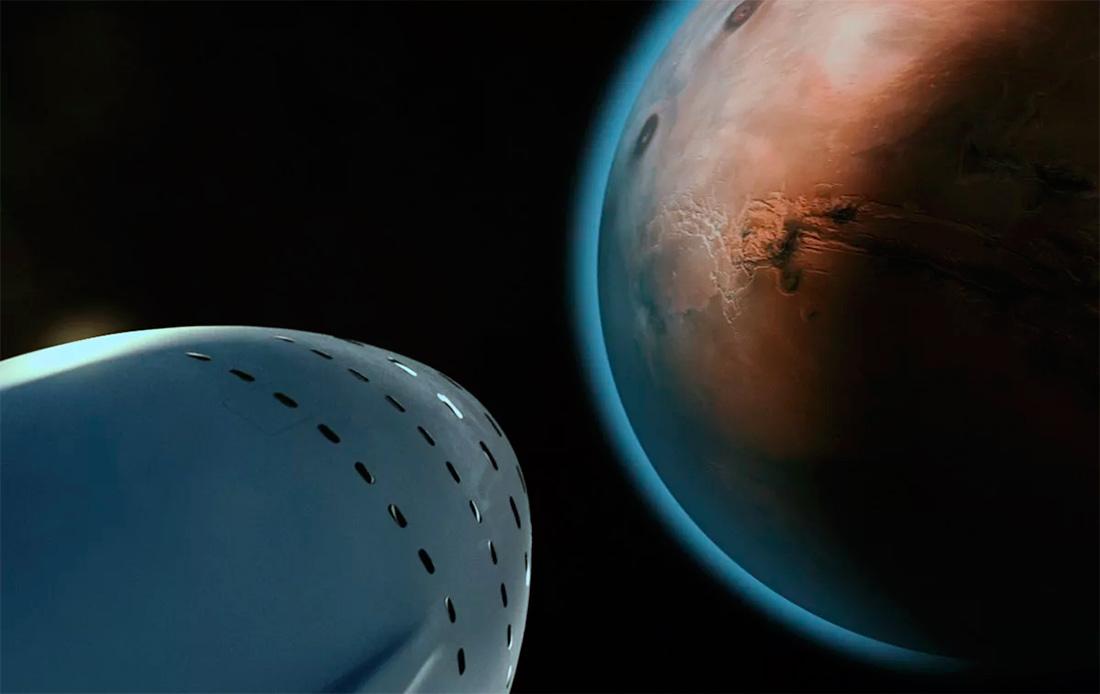 Пилотируемый полет на Марс в СССР