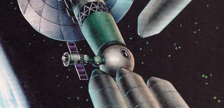 Советский проект пилотируемого полета на Марс из 1970-ых
