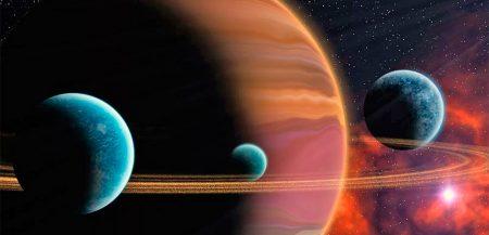 Возможна ли жизнь на спутнике экзопланеты-гиганта