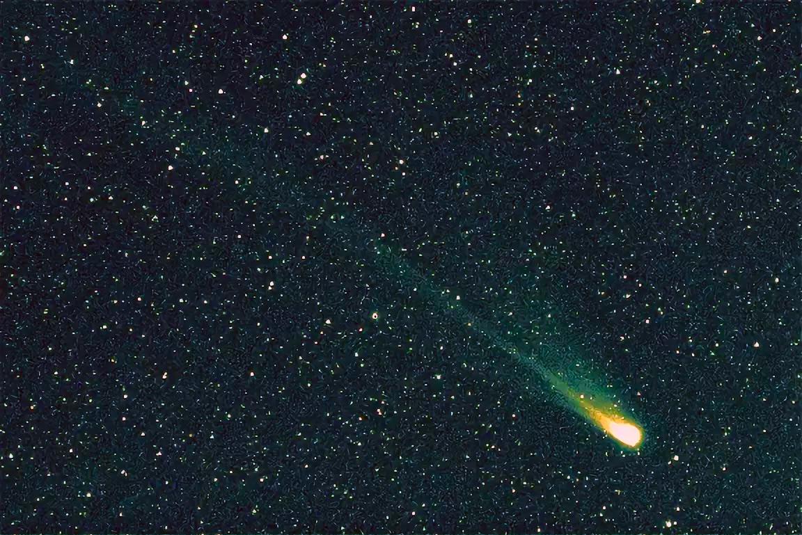 Комета Свифта - Таттла (109P/Swift - Tuttle)