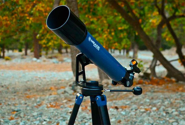 На что способен любительский телескоп
