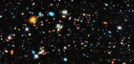 Насколько темно в космосе и действительно ли большая часть галактик ещё не открыта