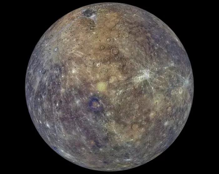 количество спутников венеры меркурия