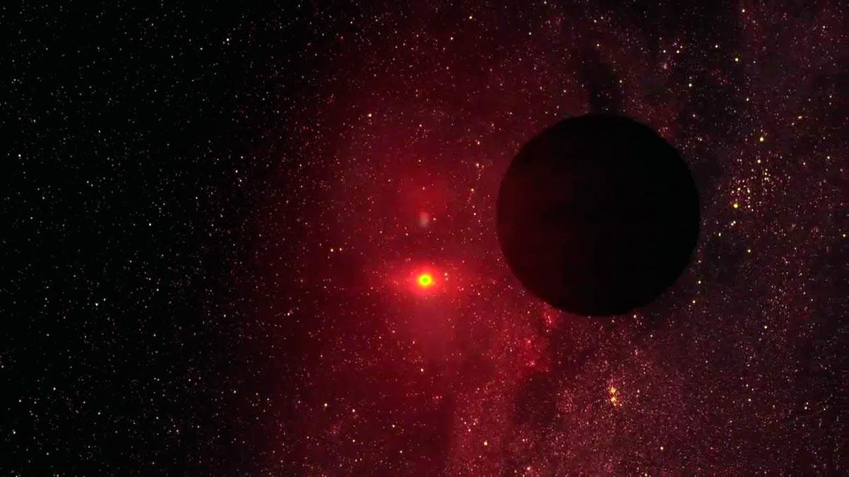 Найти блуждающие планеты сложно - они достаточно малы в масштабах космоса и совсем не испускают света