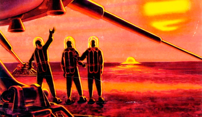 Зачем нужен ядерный двигатель для космического корабля