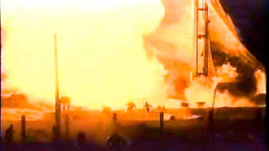 Взрыв ракеты Р-16 на Байконуре стал черным днем космонавтики. В огне погибло 74 человека