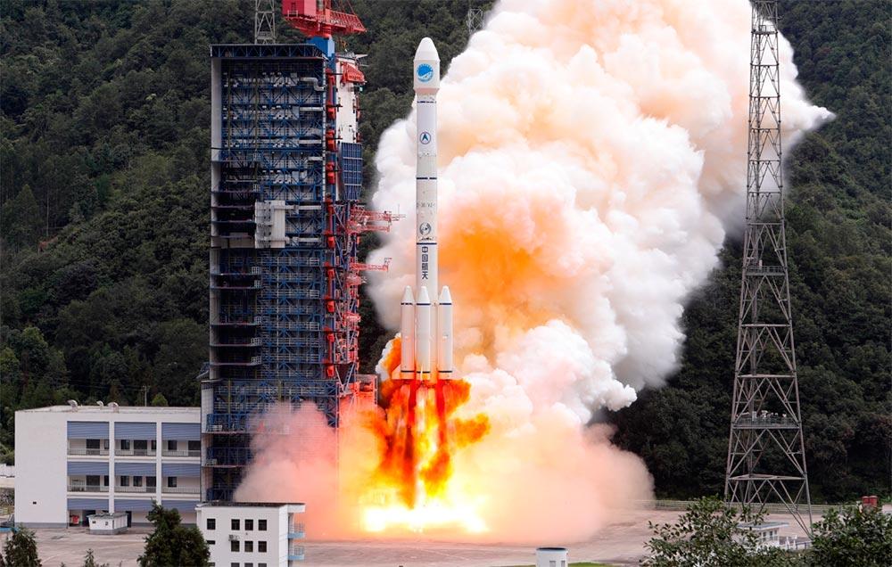 Китайская ракета типа Великий поход-3B. Последствия неудачных пусков этих ракет нам никто не покажет