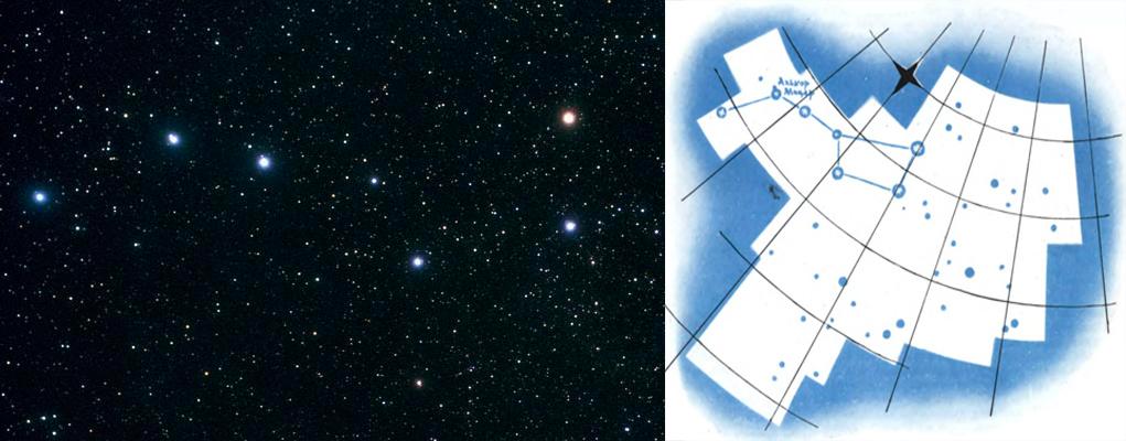 Бывают ли звезды не входящие в созвездия?