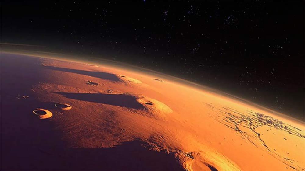 Сколько длится день и год на Марсе