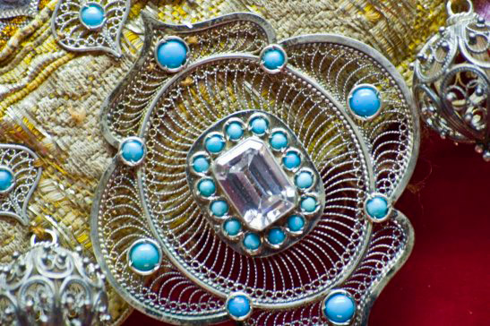 Скань - проволочное кружево на ювелирных украшениях